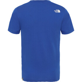 The North Face Easy Lyhythihainen T-paita Pojat, tnf blue